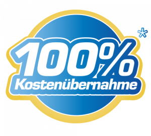 100 % Kostenübernahme durch Arbeitsamt Logo für Security Ausbildung