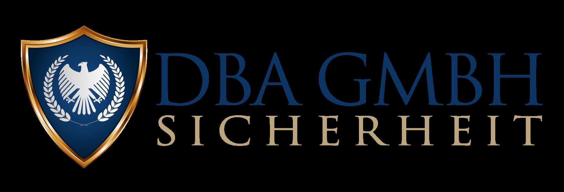 Logo der DBA Sicherheit GmbH