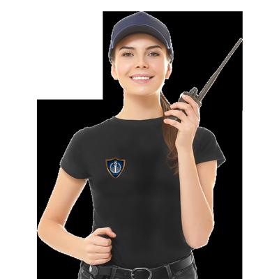 DBA Security Mitarbeiterin