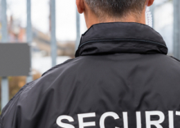 Jobanzeige Titelbild Mitarbeiter im Sicherheitsdienst in Würzburg