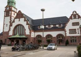 Job Titelbild Sicherheitsmitarbeiter in Bad Homburg